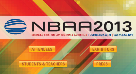 NBAA Business Aviation Convention & Exhibition logo  2013-09-25