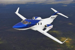 HondaJet HA-420. Photo: Honda Aircraft.